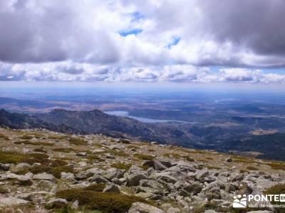 Cuerda Larga - Miraflores de la Sierra; tarjeta federativa de montaña senderismo gratis madrid trek